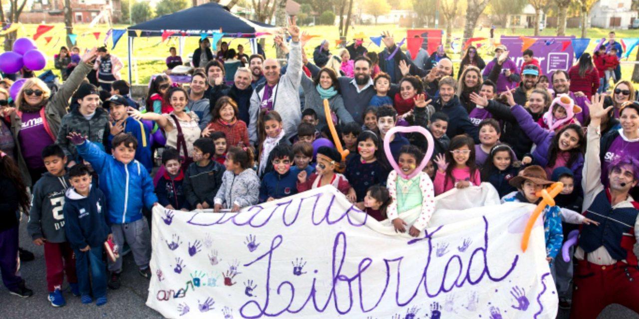 Gran Festival Solidario en Barrio Libertad