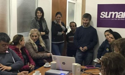 Bonifatti presentó el proyecto para la creación de la Subsecretaría de ONG y el Fondo de Financiamiento para proyectos