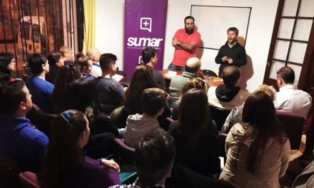"""Bonifatti: """"Desde Sumar proponemos un espacio de encuentro y construcción"""""""