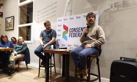 Profesionales Firmaron Un Compromiso Por La Ciudad Junto A Consenso Federal
