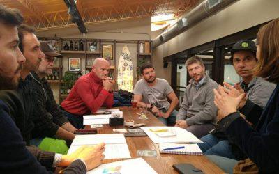 Reunión de trabajo junto a la Cámara de Cervecerías Artesanales
